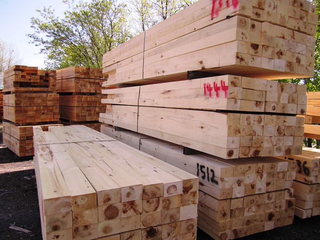 Wholesale Industrial Lumber Chisholm Lumber